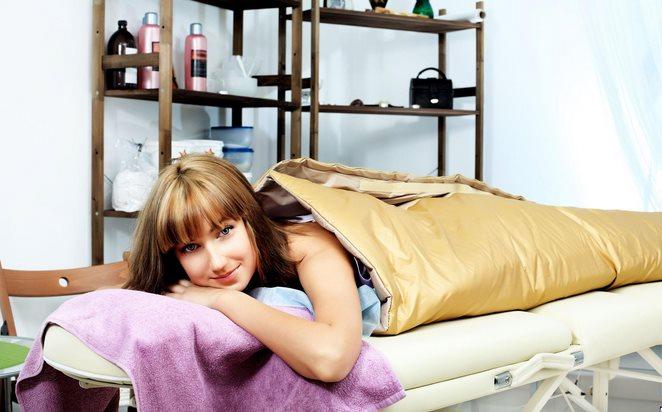 Фото термоодеяла для похудения с отзывами худеющих