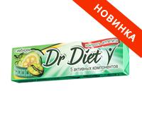 Dr Diet - жевательная резинка для похудения