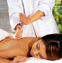 Массаж. История массажа