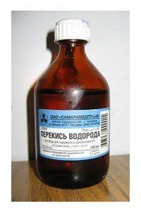 ВОДОРОДА ПЕРОКСИД - ПЕРЕКИСЬ ВОДОРОДА - Hydrogen peroxide