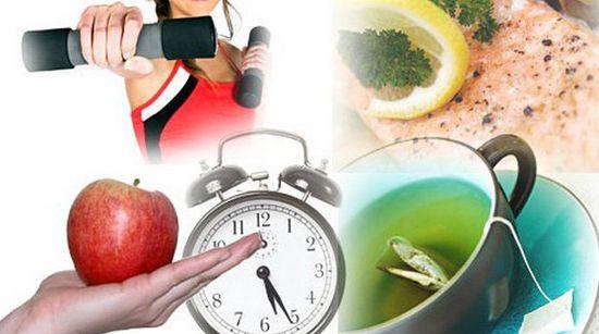 Ускорение обмена веществ для похудения