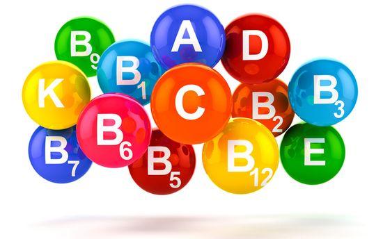 Свойства разных витаминов для похудения