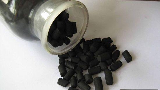 Уголь для похудения