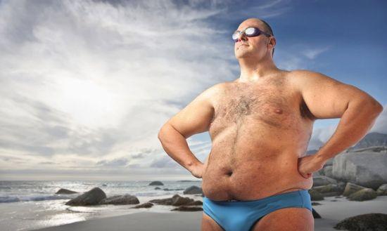 Как похудеть мужчине в животе без диет
