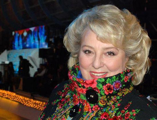Татьяна Тарасова похудела
