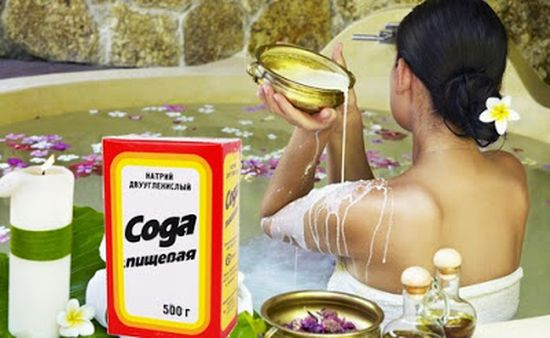 Как похудеть с помощью питьевой соды в домашних условиях