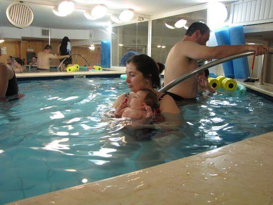 Можно ли похудеть в бассейне