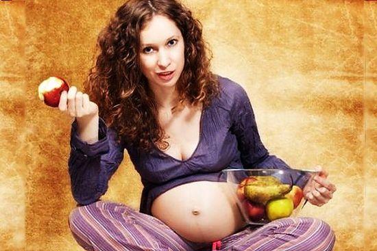 Можно ли похудеть во время беременности