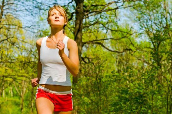 Правила бега при похудении