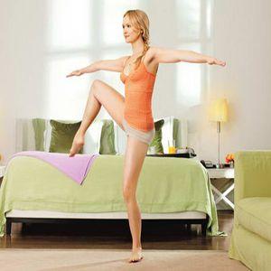 Как похудеть, сидя дома: способы