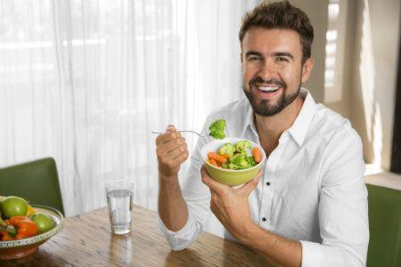Норма калорий в день для мужчин и диета