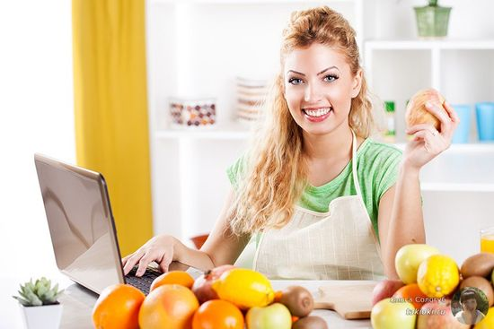 Норма калорий для женщин