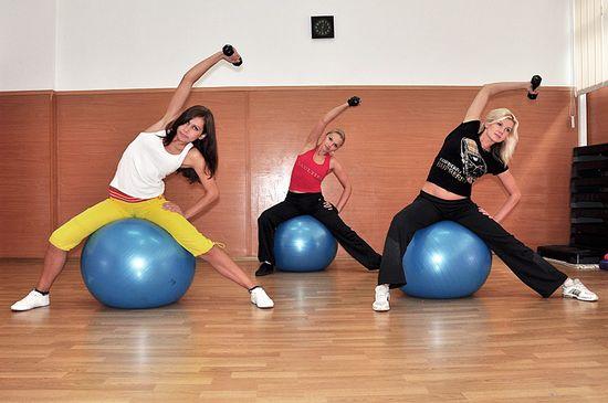 Полезные упражнения, чтобы похудеть