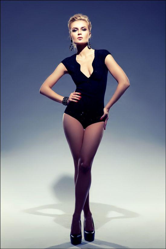 Полина Гагарина похудела: фото до и после. Красота в деталях