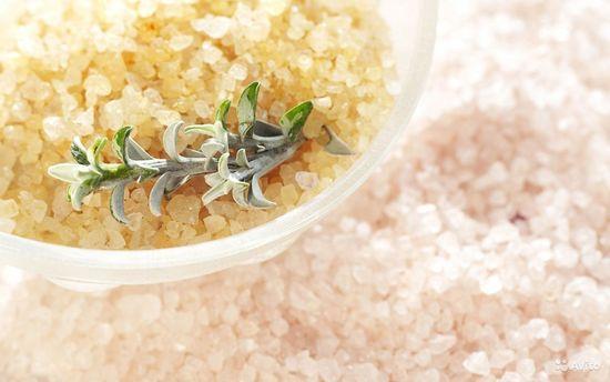 Английская соль для похудения и очищения кишечника