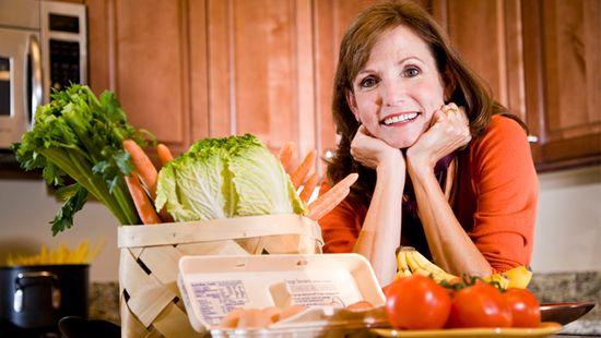 Как похудеть женщине после 40 лет?