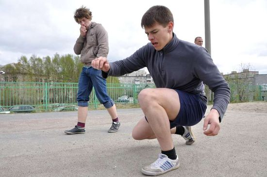 Движения для похудения — живем и делаем упражнения