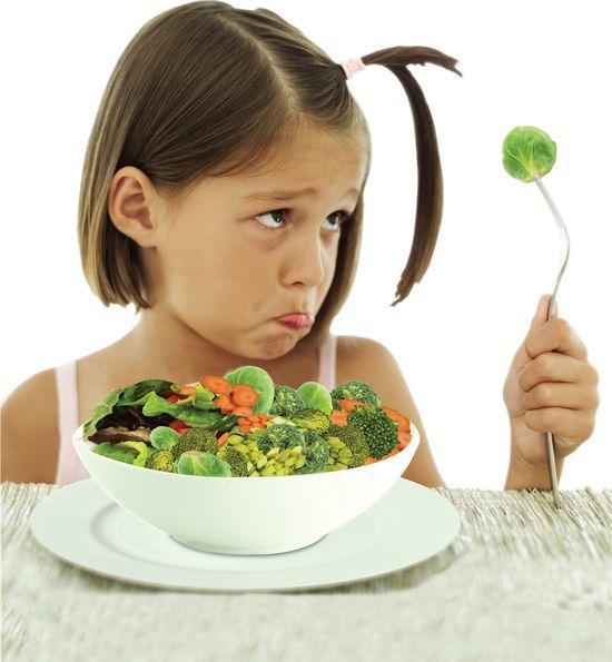 Что будет, если есть одни овощи