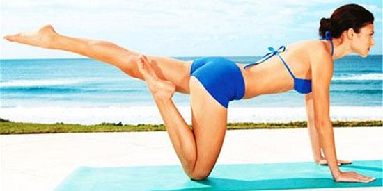 Какие упражнения делать для похудения