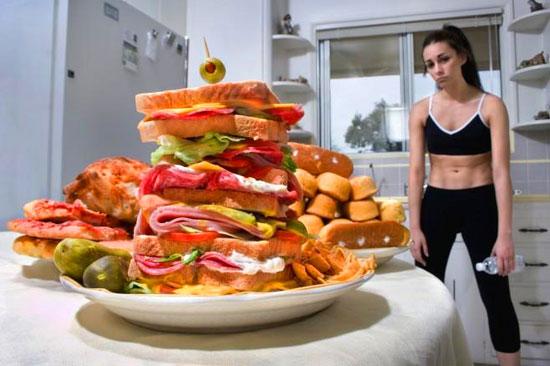 Похудение без жира
