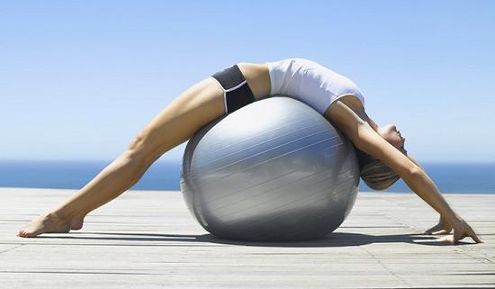 Пилатес — упражнения для похудения
