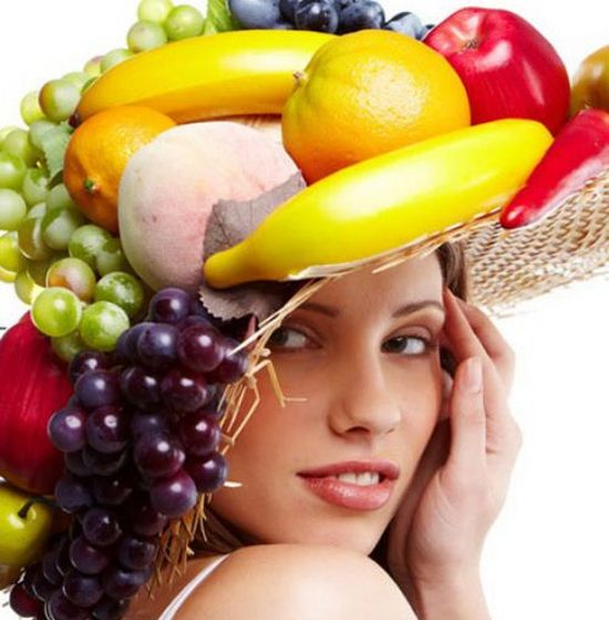 Правильная здоровая сбалансированная диета