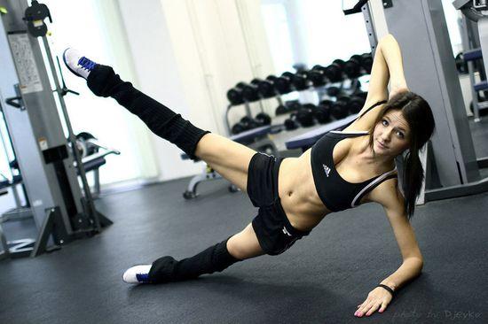 Тренировки в зале для похудения: комплекс упражнений