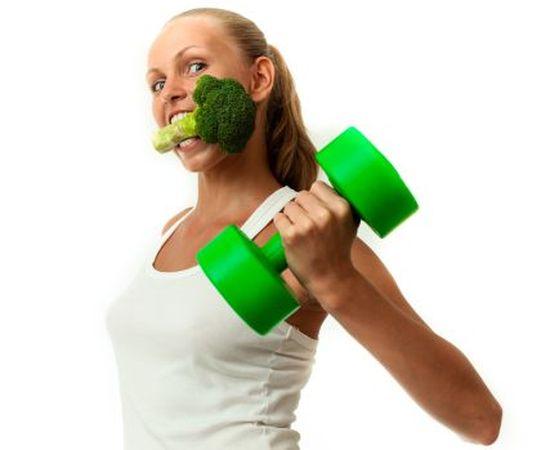 Питание для похудения в тренажерном зале