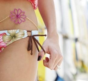 Как предотвратить появление растяжек при большом весе