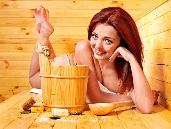 Обертывания и маски в бане для похудения