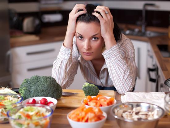 Как питаться, чтобы не толстеть