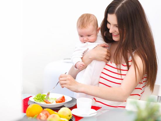 Белковая диета для беременных: меню