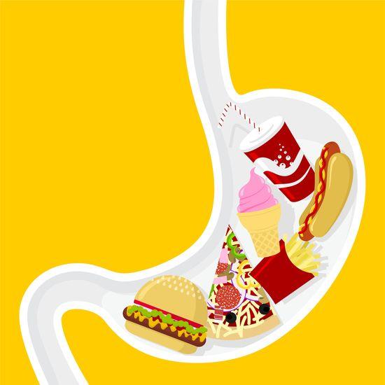 Как уменьшить желудок без операции