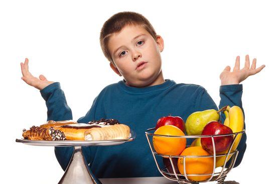 Ожирение у деток