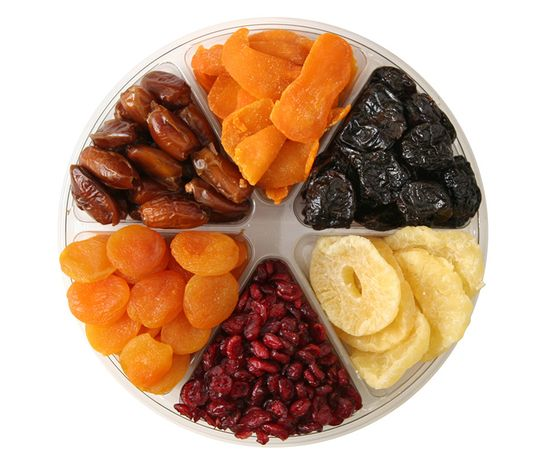 Какие сухофрукты полезны для похудения: смеси и компоты
