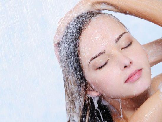 Мытье волос правильное
