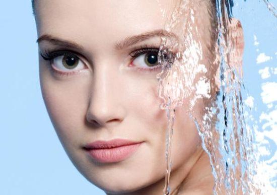 Уход за кожей: увлажнение кожи лица