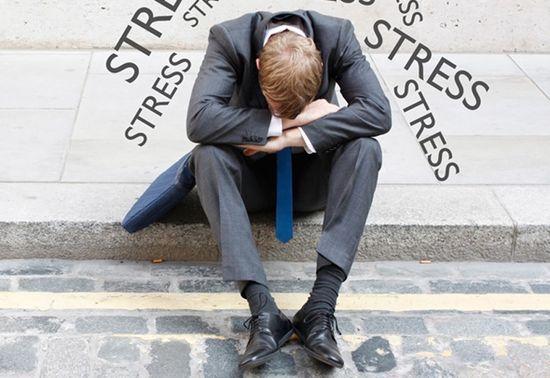 Потенция и стресс