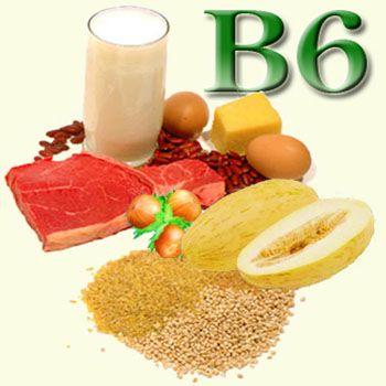 Витамин В6: зачем он нам?