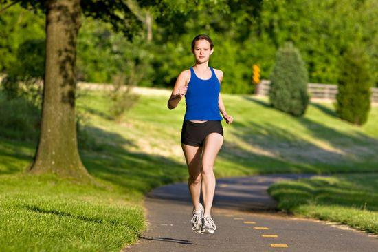 Бег и здоровье