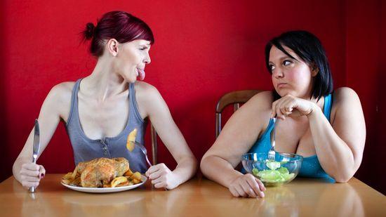 Диета для быстрого похудения