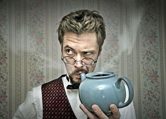 Чай для похудения и БАДы