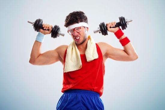 Фитнес-аэробика для похудения дома