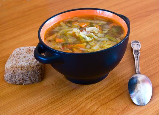 Готовим суп для похудения: бегом на кухню!