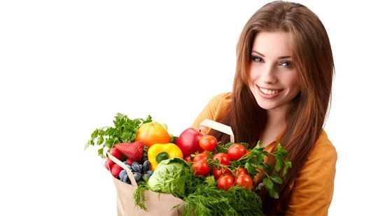 Эффективное меню питания для похудения