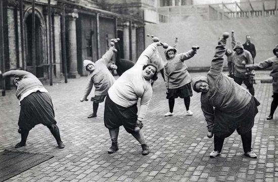 Лучшие упражнения для похудения живота и боков