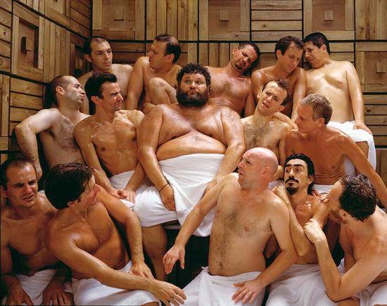 Финская баня для похудения