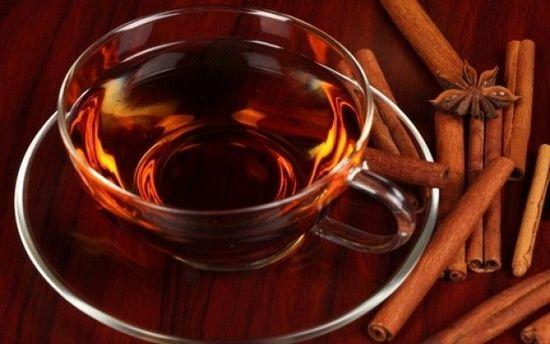 Напиток из корицы с медом