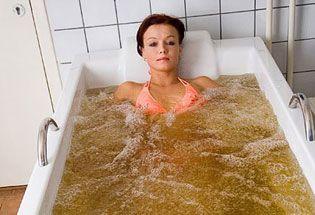 Эффективна ли ванна для похудения в домашних условиях?