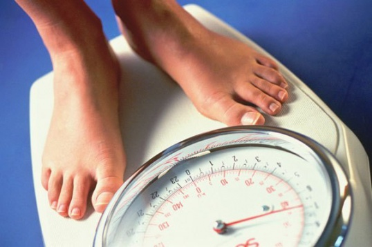 Как похудеть на несколько килограммов?